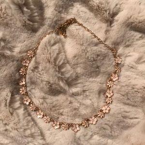 Kate Spade choker necklace